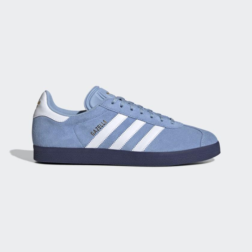 reservorio confiar bolso  adidas Gazelle Shoes - Blue | adidas Deutschland