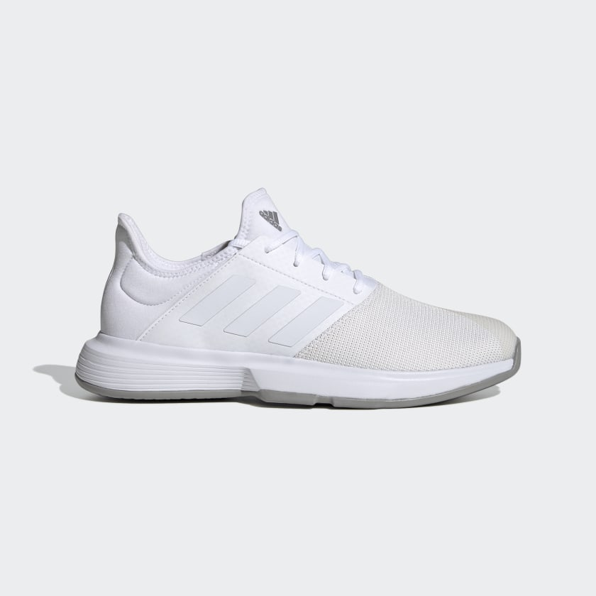 adidas GameCourt Wide Shoes - White