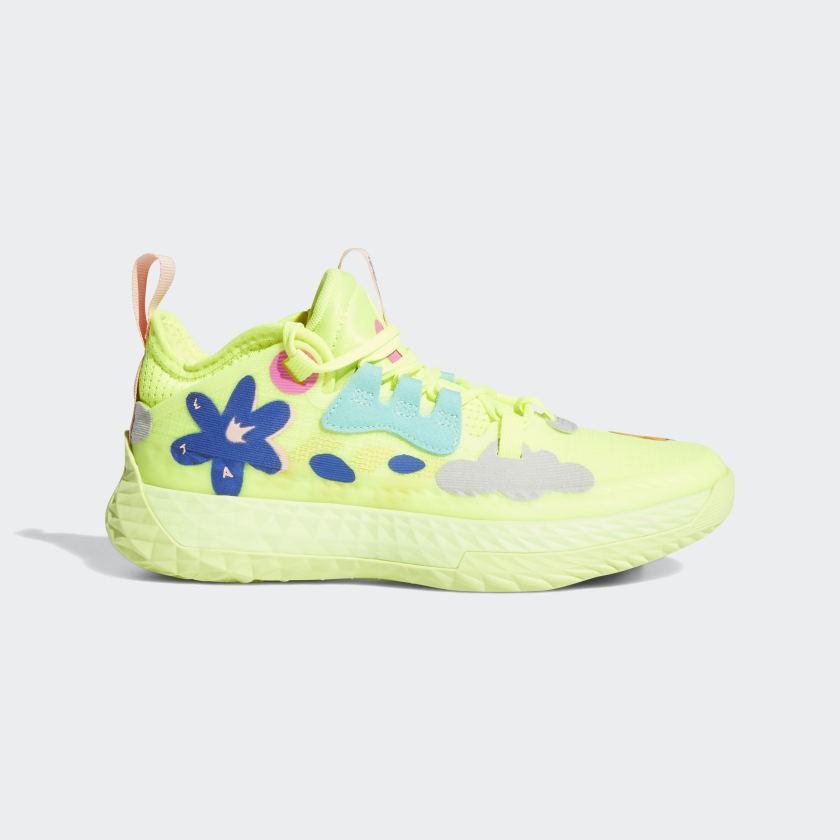 adidas Harden Vol. 5 Shoes - Yellow | adidas US