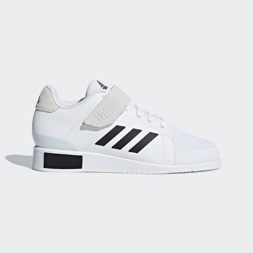 adidas Power Perfect 3 Shoes - White