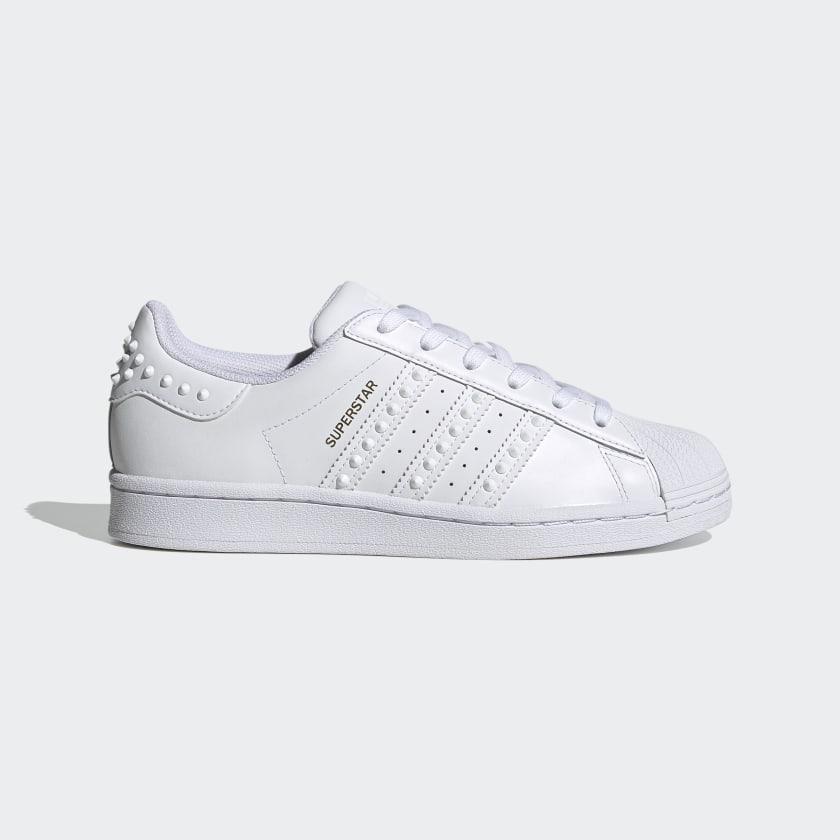adidas Superstar Shoes - White   adidas US