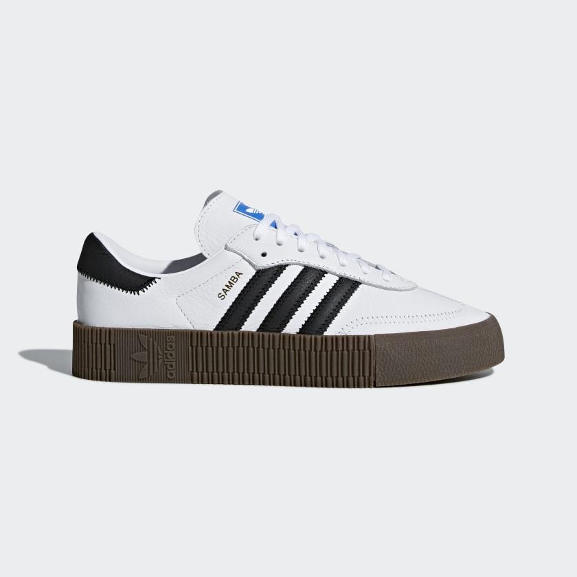 equilibrato se stessa ritmo  adidas SAMBAROSE Shoes - White | adidas US