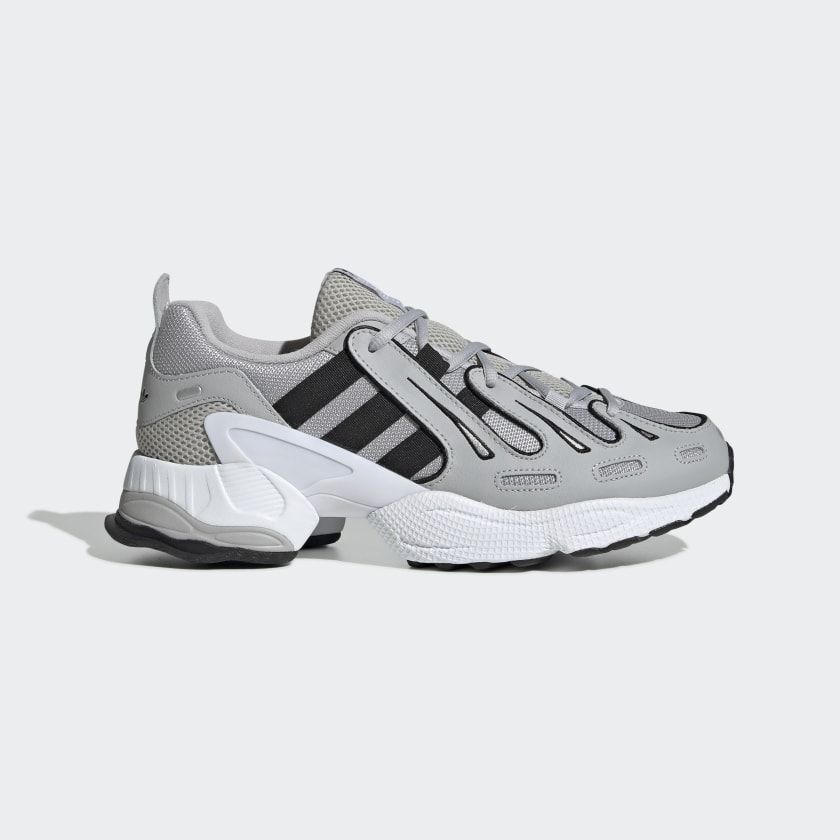 EQT Gazelle Grey, Core Black and White