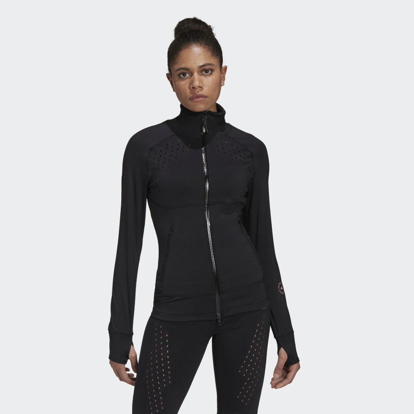 adidas by Stella McCartney ESSENTIALS MID LAYER TRACK TOP