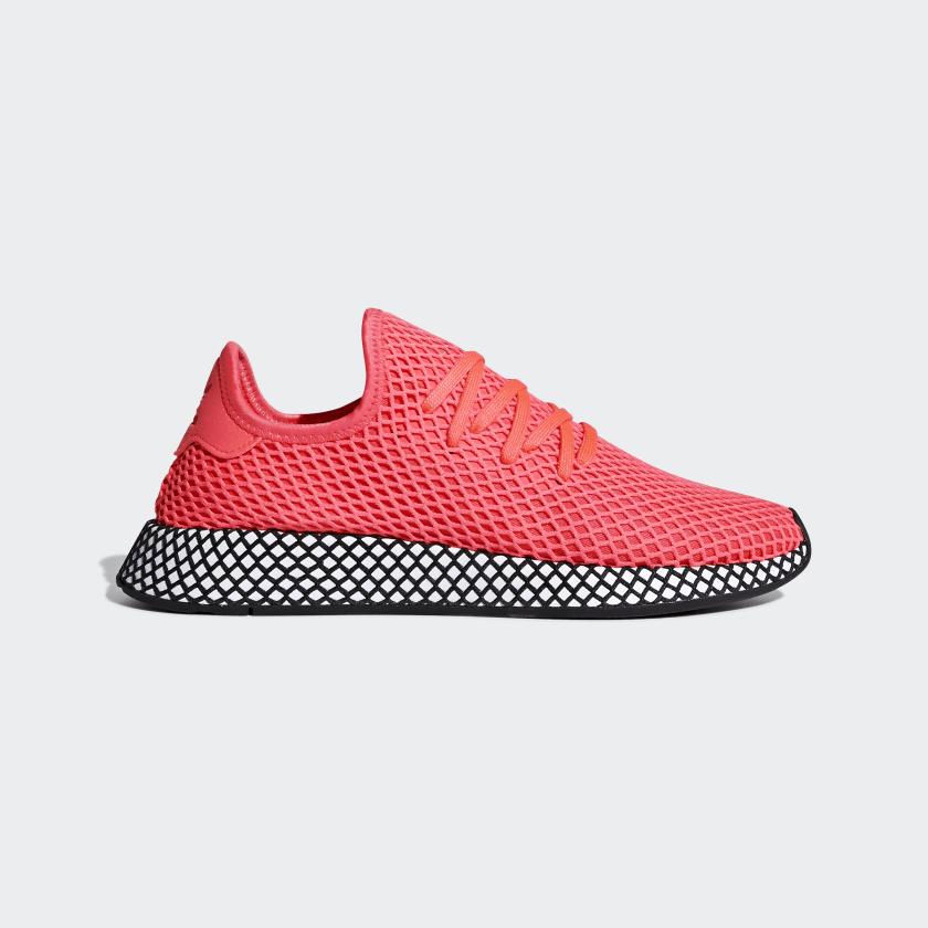 adidas Deerupt Runner Shoes - Pink