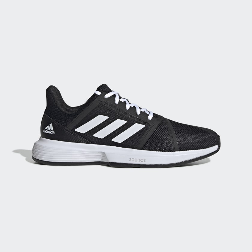 adidas CourtJam Bounce Shoes - Black