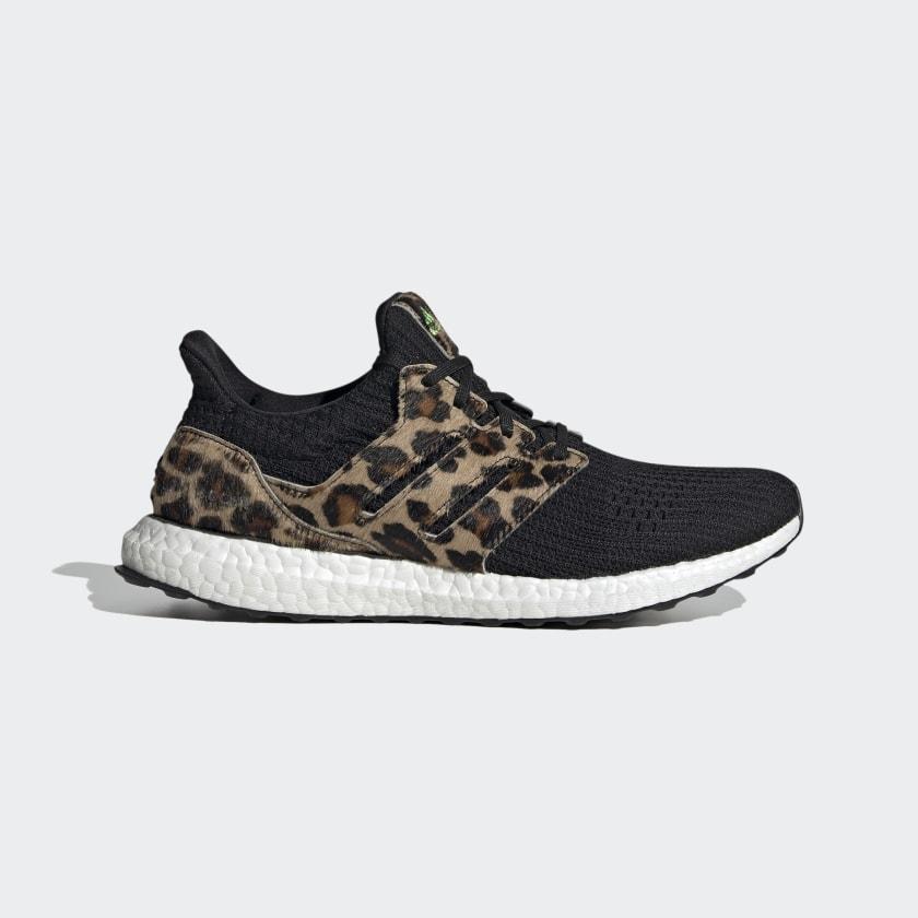 adidas basket leopard