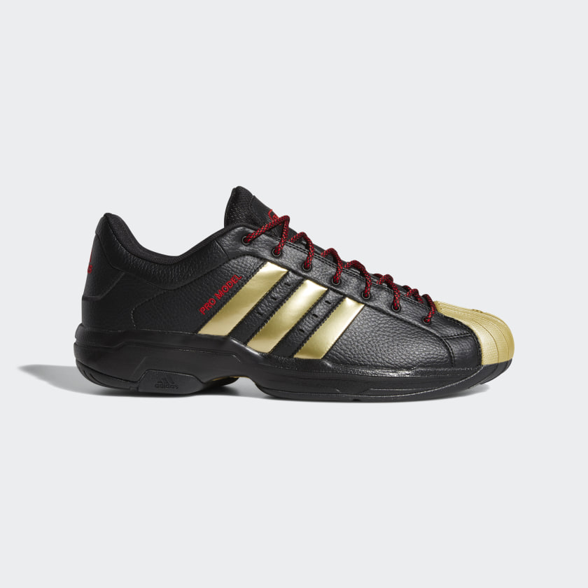 Adidas Pro Model 2G Low Mujer