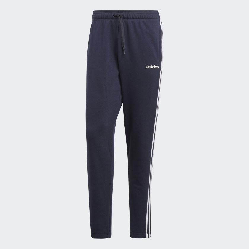 adidas Essentials 3-Stripes Broek - Blauw | adidas Officiële Shop