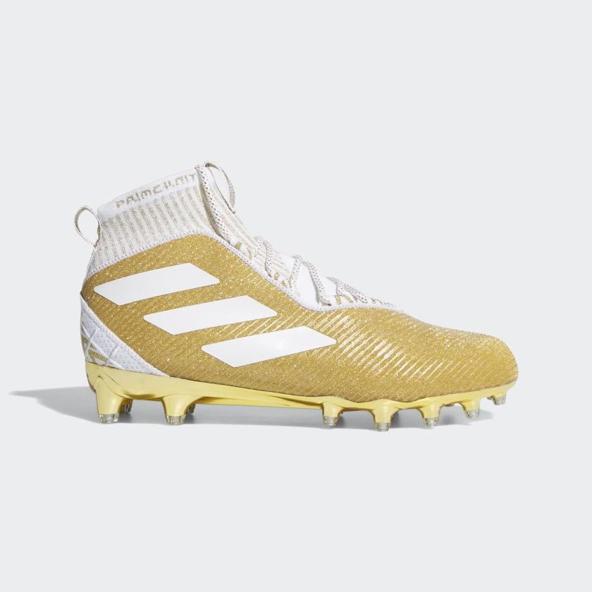 adidas Freak Ultra Cleats - Gold