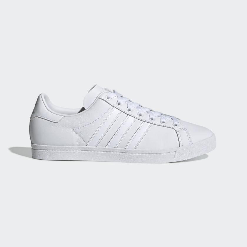 Jirafa Transparentemente Sudamerica  adidas Coast Star Shoes - White | adidas Philipines