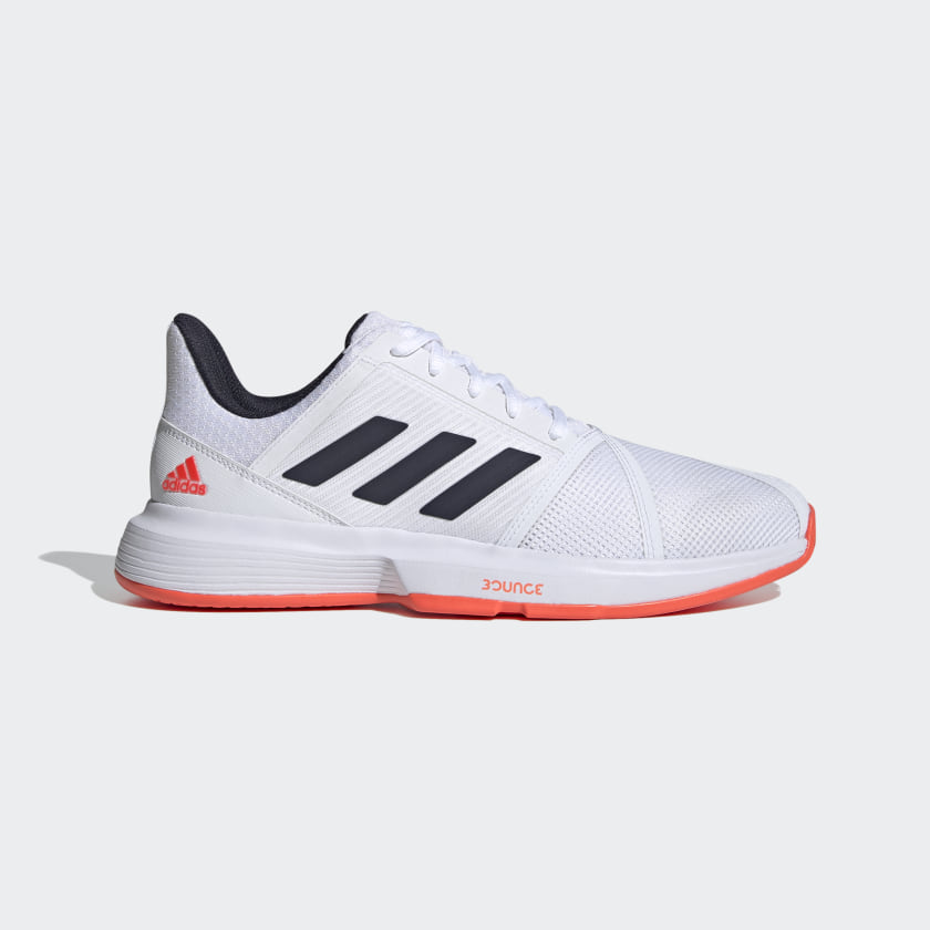 adidas CourtJam Bounce Shoes - White
