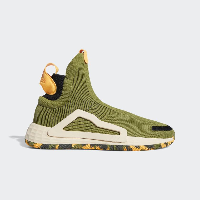 adidas N3XT L3V3L Shoes - Green | adidas US