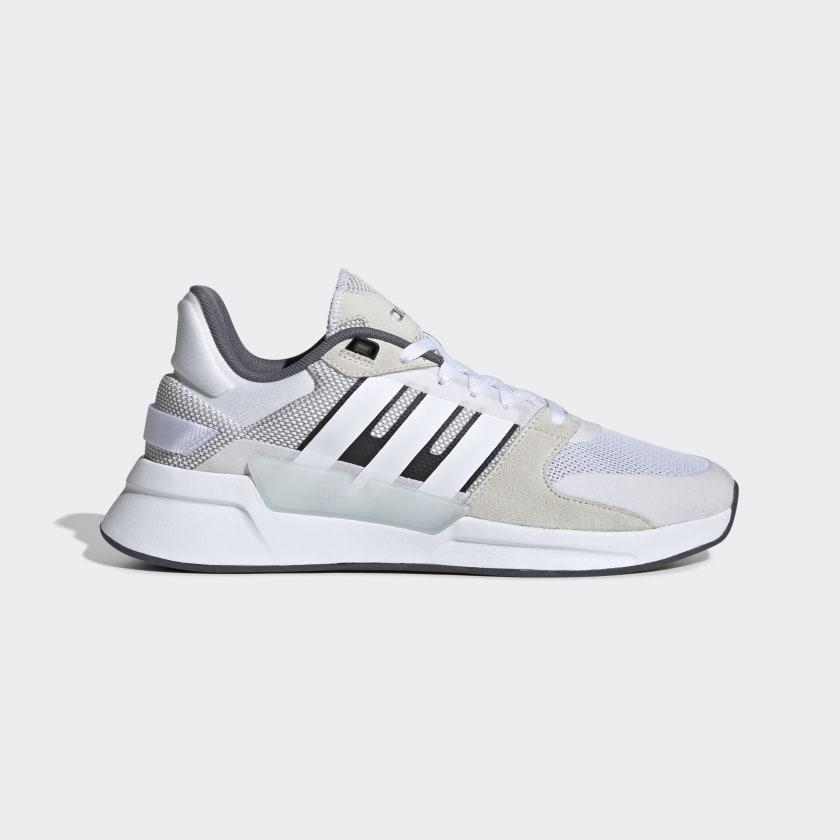 amante Automático Algebraico  adidas Run 90s Shoes - White | adidas Philipines