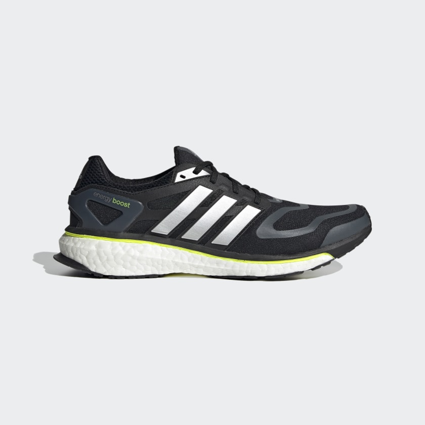 sonido Demonio Sano  adidas Energy Boost Shoes - Black | adidas US