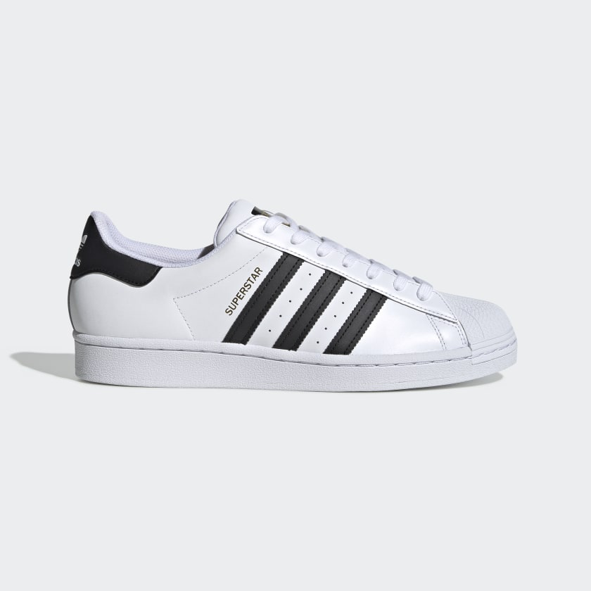 Construir sobre ama de casa Mejorar  Men's Superstar Cloud White and Core Black Shoes | adidas UK