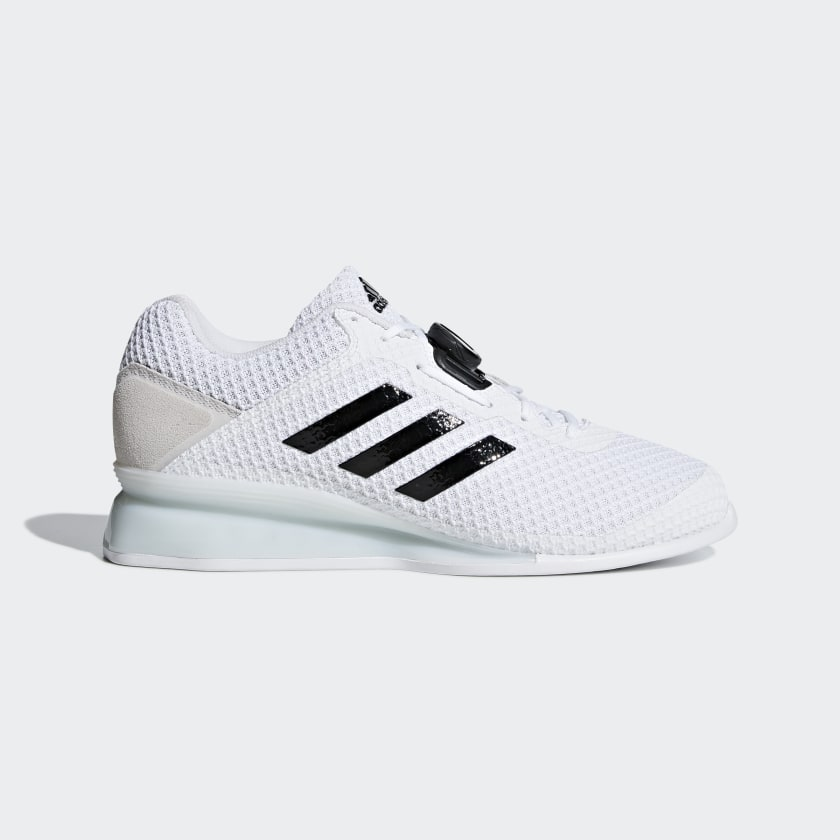 adidas Leistung 16 II Boa Shoes - White | adidas US