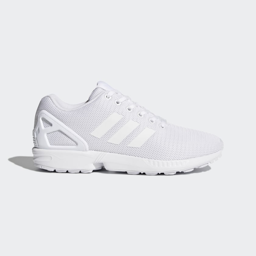 adidas zx flux donna bianca