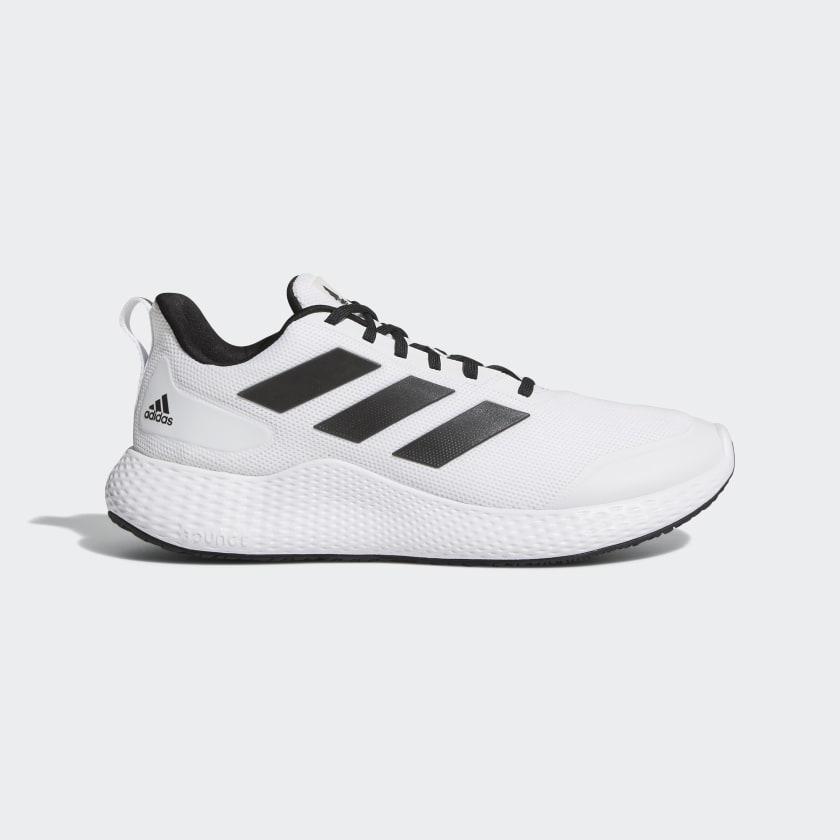 adidas Edge Gameday Shoes - White | adidas US