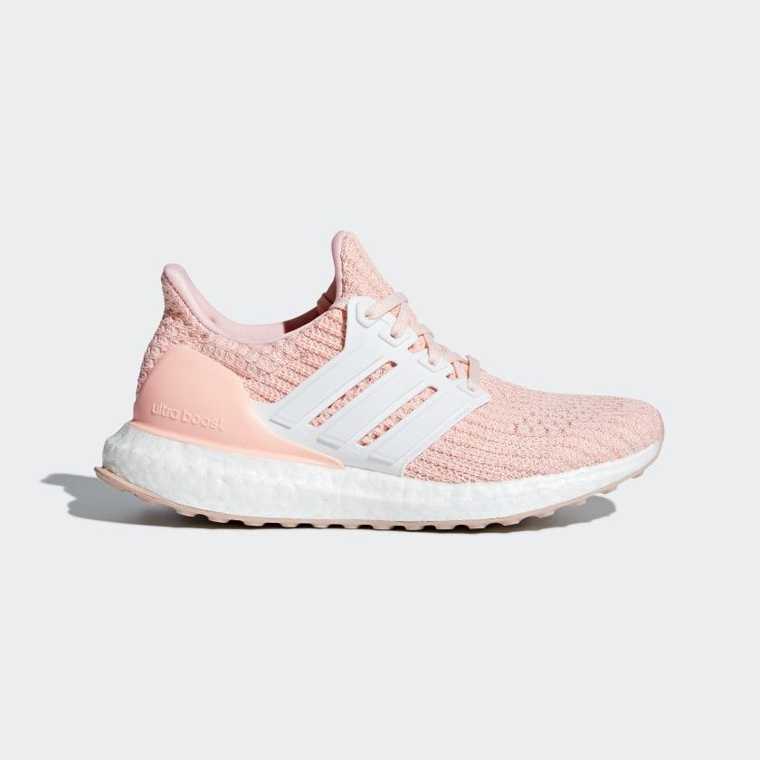 adidas Ultraboost Shoes - Pink | adidas