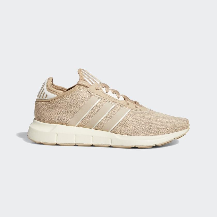 adidas swift run women beige