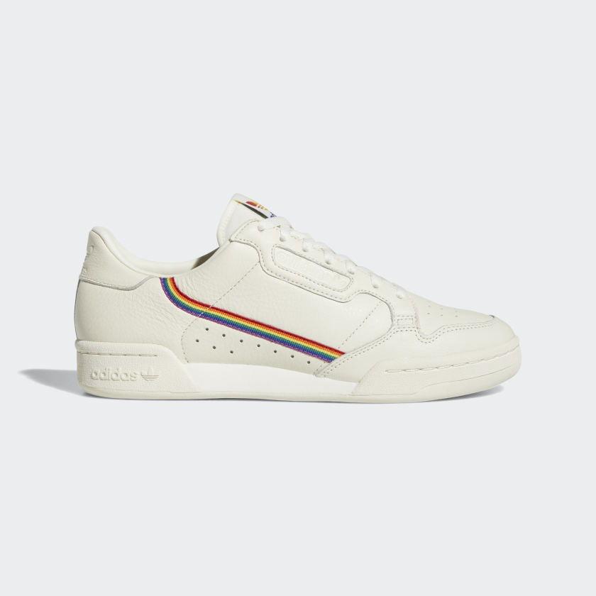 adidas Continental 80 Pride Shoes