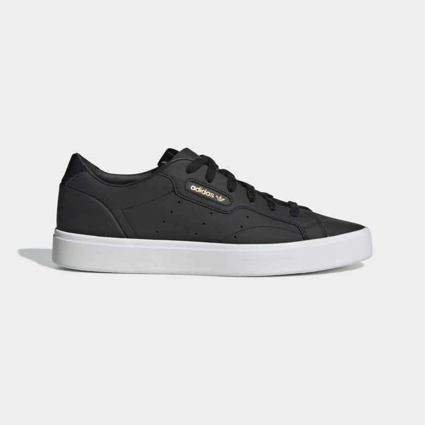 adidas Sleek Shoes - Black   adidas US