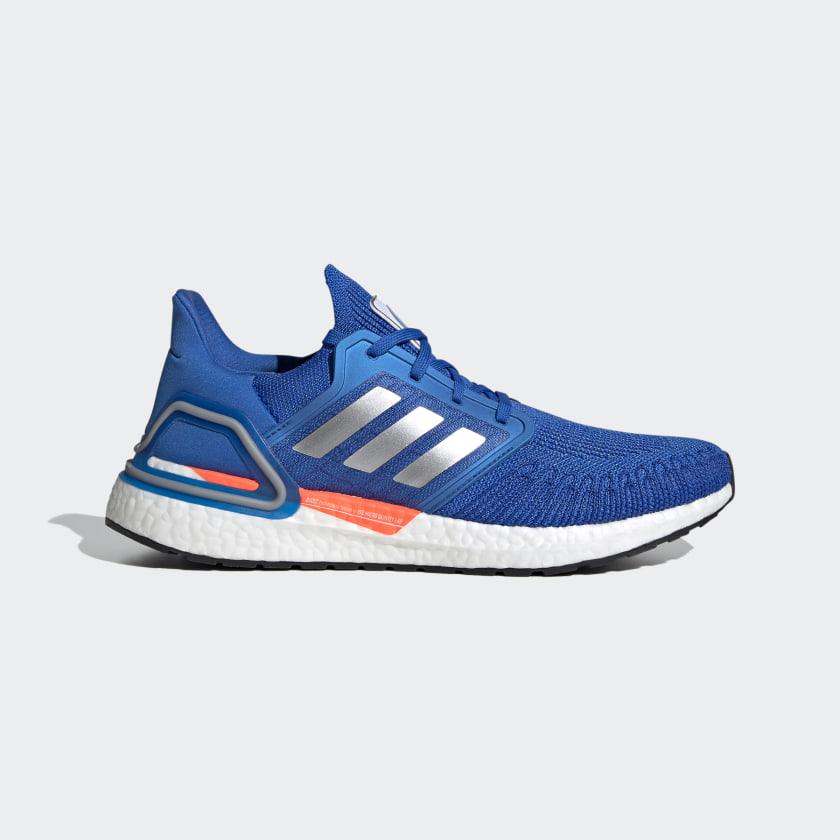 adidas Ultraboost 20 Shoes - Blue | adidas US