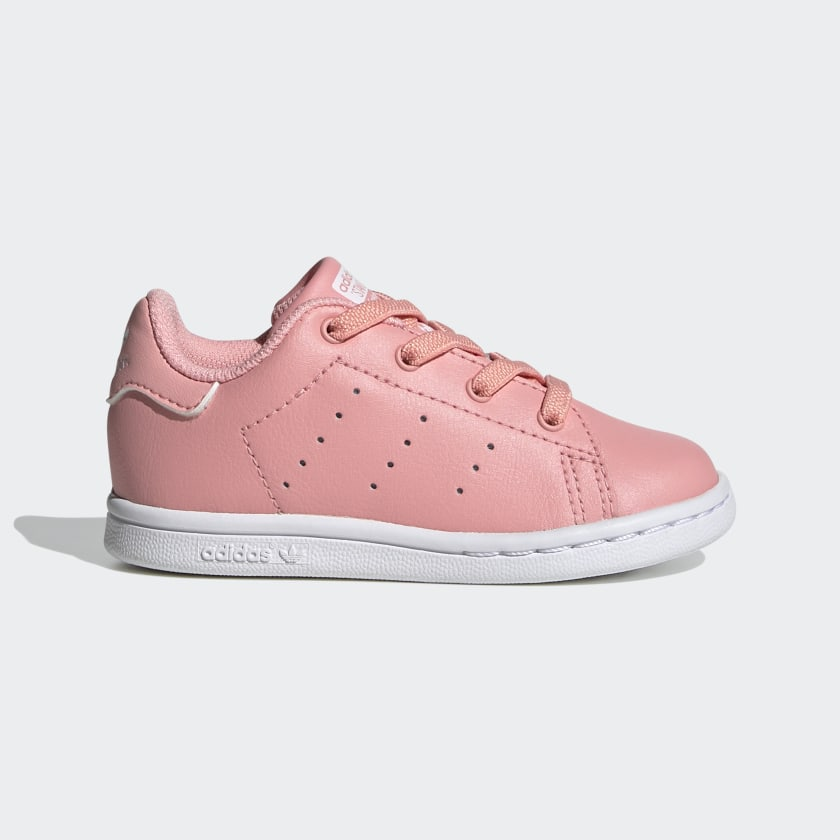 Toddler Stan Smith Glory Pink and Cloud