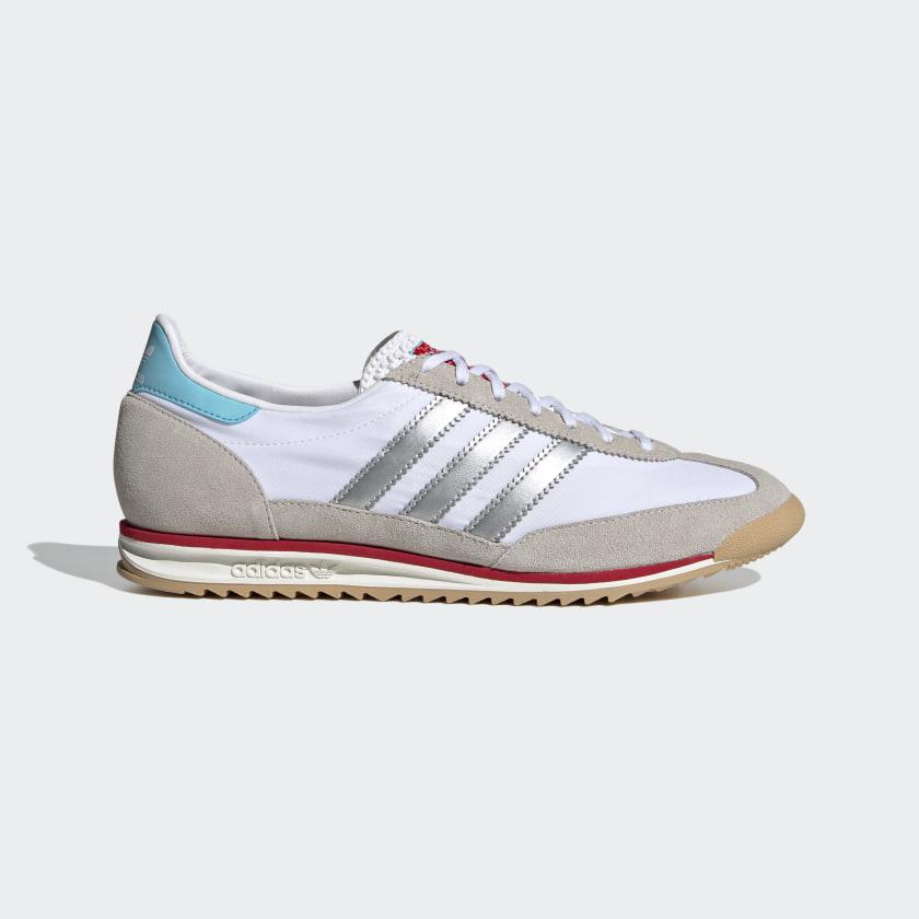transmitir Huelga Ocurrir  adidas SL 72 Shoes - White | adidas US