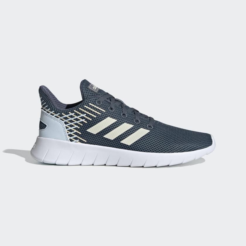 adidas ASWEERUN Shoes - Green | adidas US