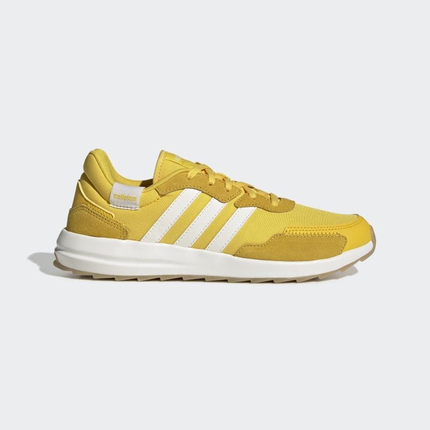 adidas Retrorun Shoes - Yellow   adidas US