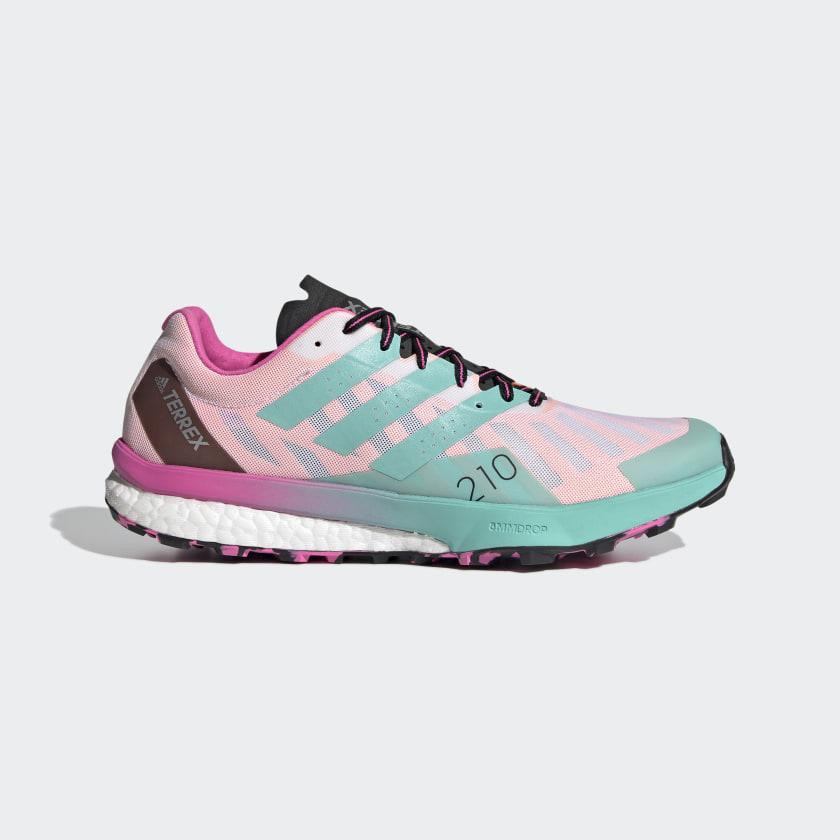 Schuhtest des Terrex Speed Ultra