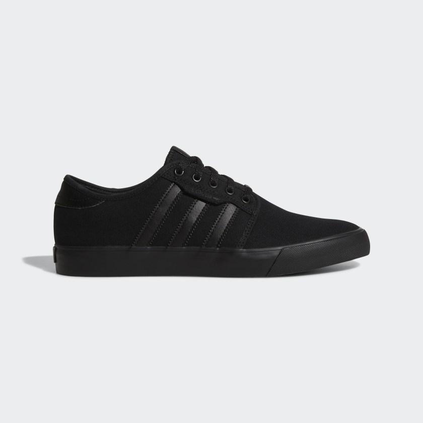 adidas Seeley Shoes - Black | adidas Canada