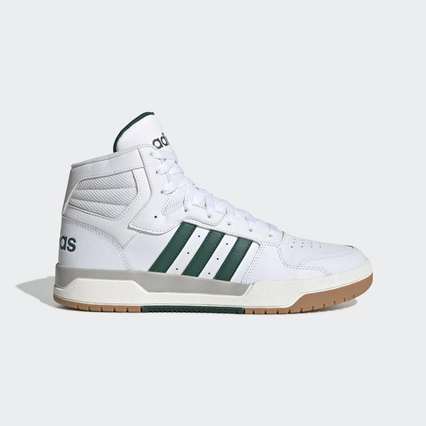 adidas Entrap Mid Shoes - White   adidas US