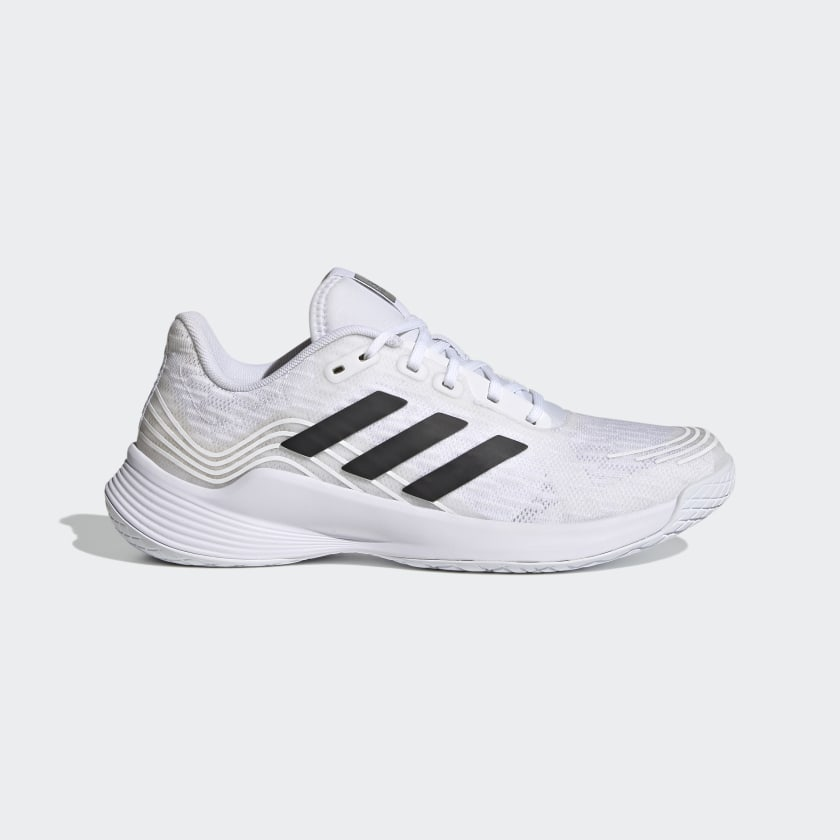 adidas Novaflight Volleyball Shoes - White | adidas US