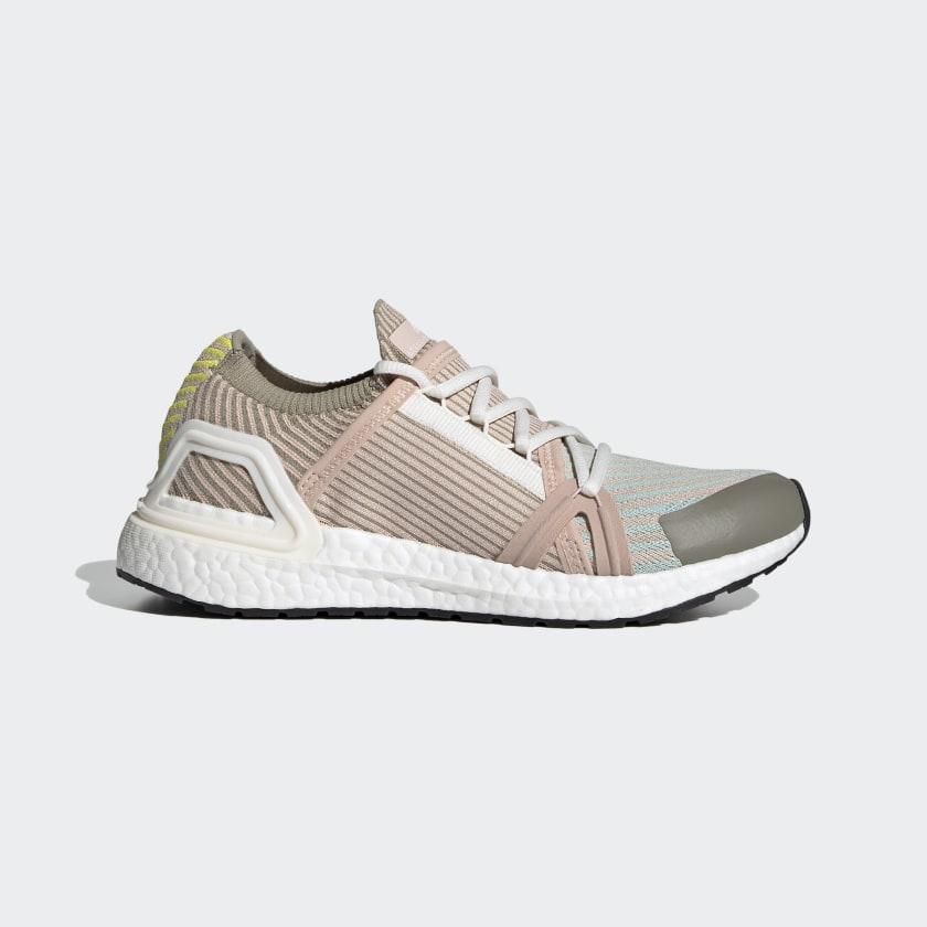 adidas by Stella McCartney Ultraboost 20 Shoe - Pink | adidas US