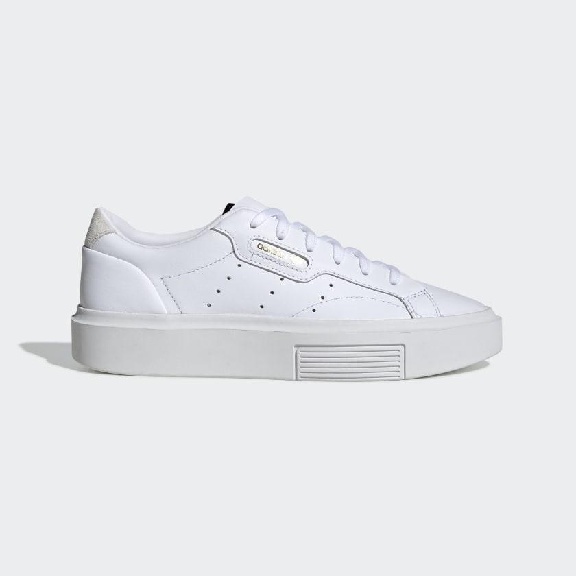 Novelista anfitrión escocés  adidas Sleek Super Shoes - White | adidas US