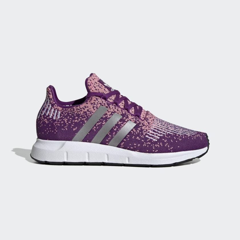 adidas swift run silver womens shoes