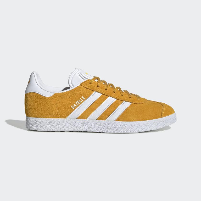 adidas Gazelle Shoes - Yellow | adidas US