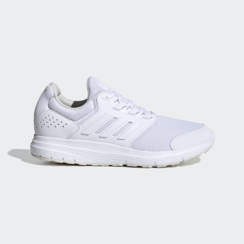 adidas Galaxy 4 Shoes - White   adidas
