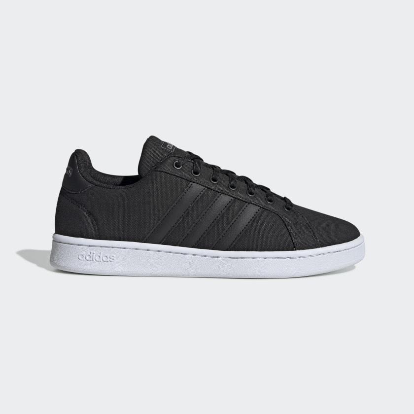 adidas court nere