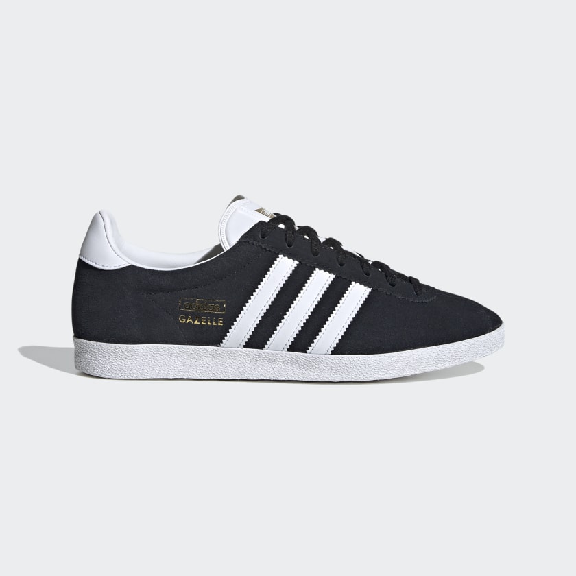 Facultad Respetuoso cola  adidas Gazelle OG Shoes - Black | adidas US