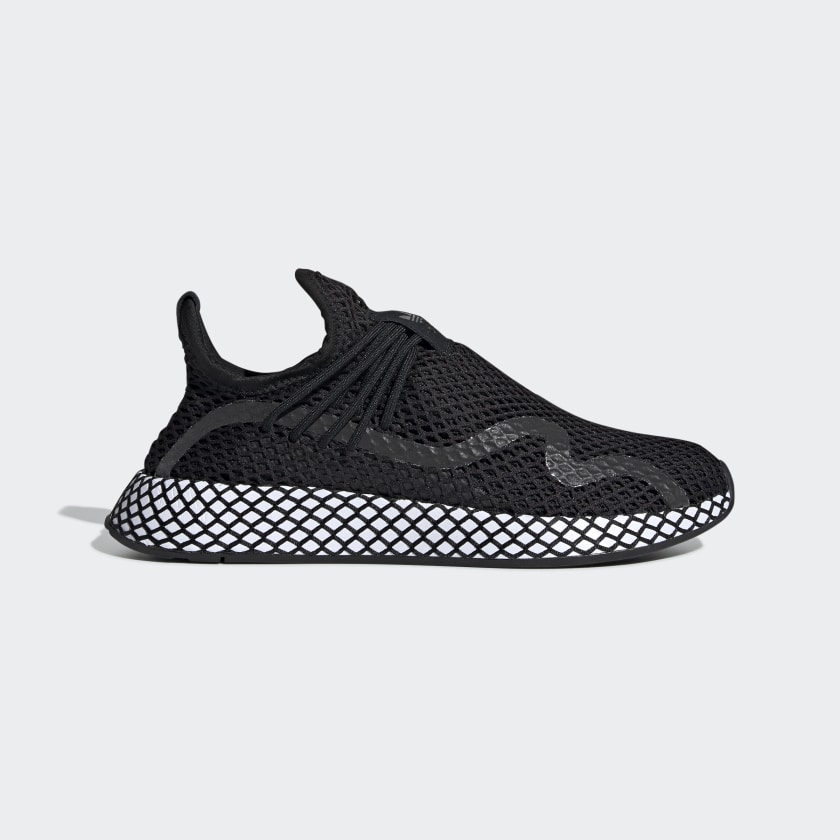 adidas Deerupt S Shoes - Black   adidas