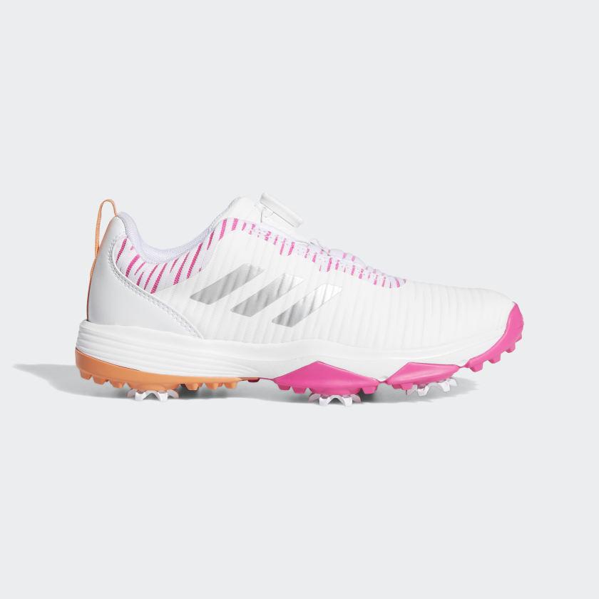 alumno Rascacielos Astrolabio  adidas CodeChaos Boa Golf Shoes - White | adidas US