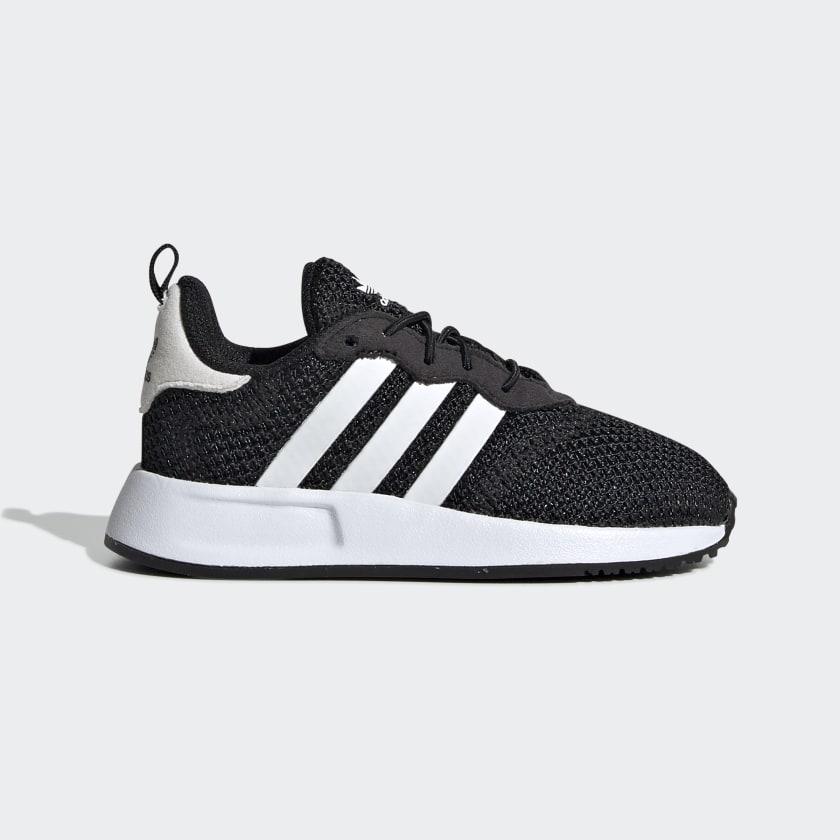 adidas originals x plr trainers in black ah2360