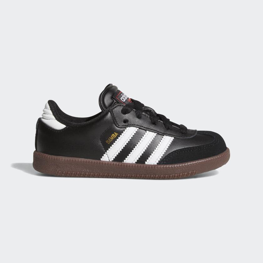 adidas Samba Classic Shoes - Black