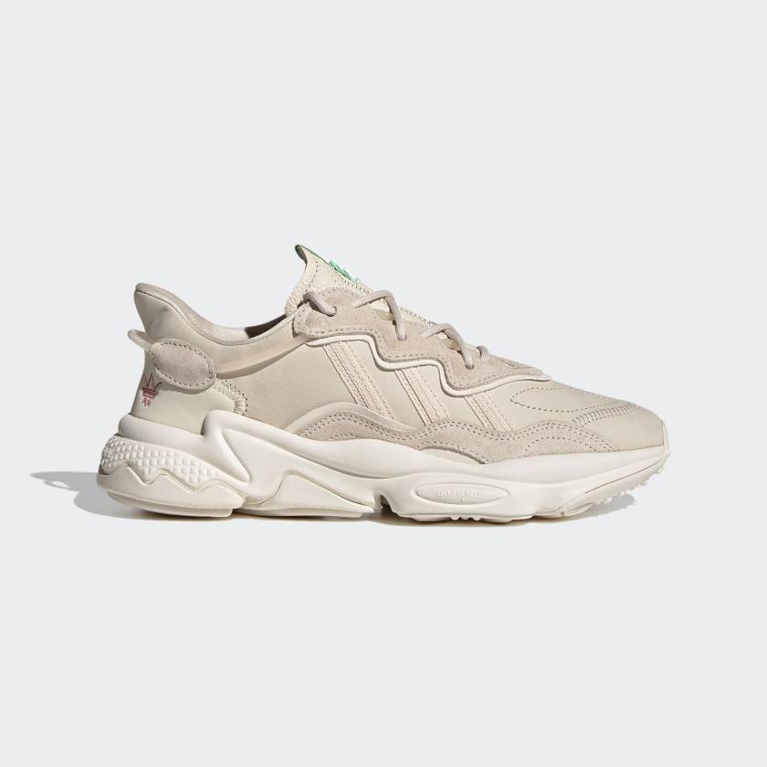 adidas OZWEEGO Shoes - Beige | adidas UK