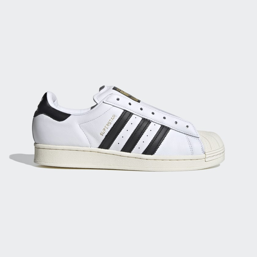 adidas Superstar Laceless Shoes - White