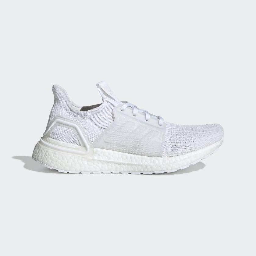 Women's Ultraboost 19 Cloud White Shoes